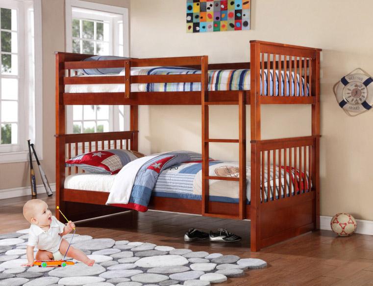 giường 2 tầng trẻ em giá rẻ 265