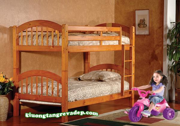 giường 2 tầng trẻ em giá rẻ tại tphcm 025