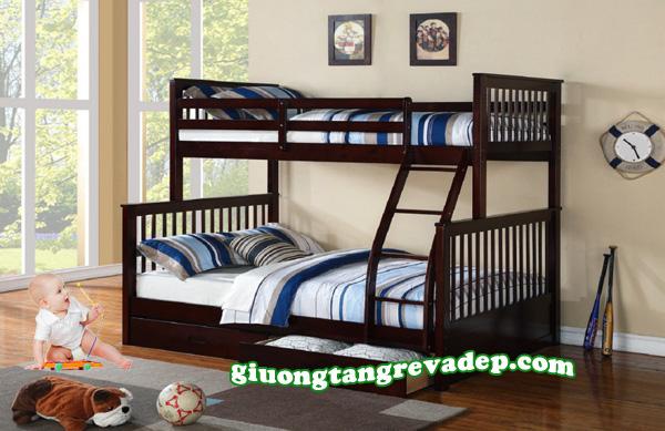 giường 2 tầng trẻ em 028